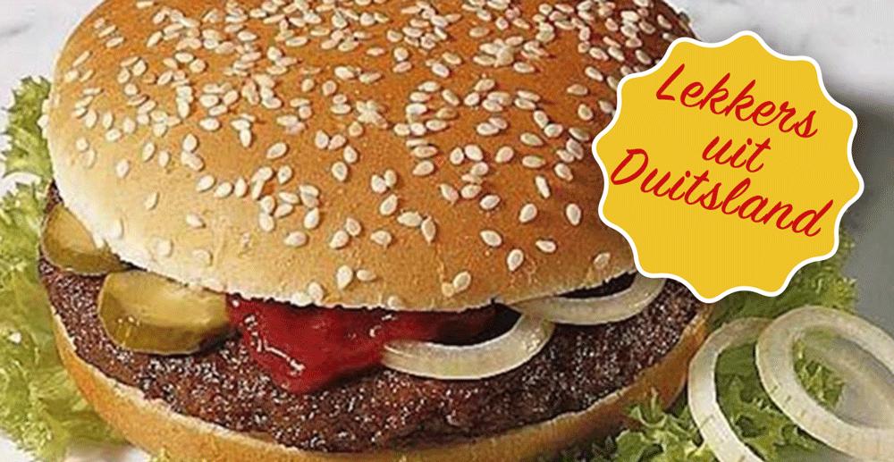Hamburgers en Vegaburgers